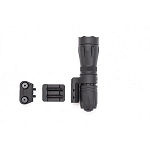 Elzetta Mini-CQB Weapons Light System - Mil-Std 1913 Picatinny Rail - Click Tailcap