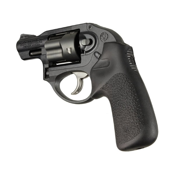 Hogue Ruger Lcr No Finger Groove Rubber Tamer Cushion Grip