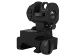Pro Mag M16/AR15 A2 Flip Up Dual Aperture Rear Sight Black PM137