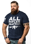 Nine Line Apparel 'All Rifles Matter' T-Shirt