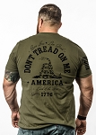 Nine Line Apparel 'Don't Tread On Me' T-Shirt