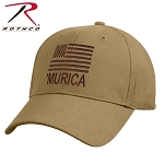 Rothco Low Pro ''Murica W/ Flag' Hat