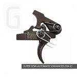 Geissele Automatics Super Semi-Automatic Enhanced (SSA-E) Trigger 05-160