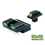 Meprolight Colt 1911 Tru-Dot Night Sight Set - Government 5