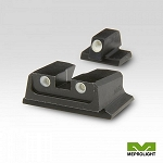 Meprolight Smith & Wesson M&P Full Size Tru-Dot Night Sight Set - ML11766G