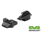 Meprolight Tru-Dot Night Sight Set - Remington 870, 1100 & 11-87 (after 2009) - ML34662 - Green/Green