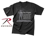 Rothco Vintage 'It's Our Right' T-Shirt