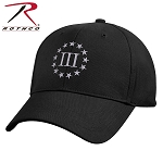 Rothco Low Pro 'Three Precenter' Cap