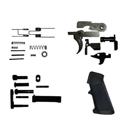 Anderson Manufacturing Lower Receiver Parts Kit - .223 / 5.56 W/ Grip
