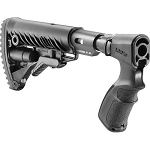 Mako/Fab Defense M4-Style Recoil-Reducing Collapsible Buttstock for Remington 870