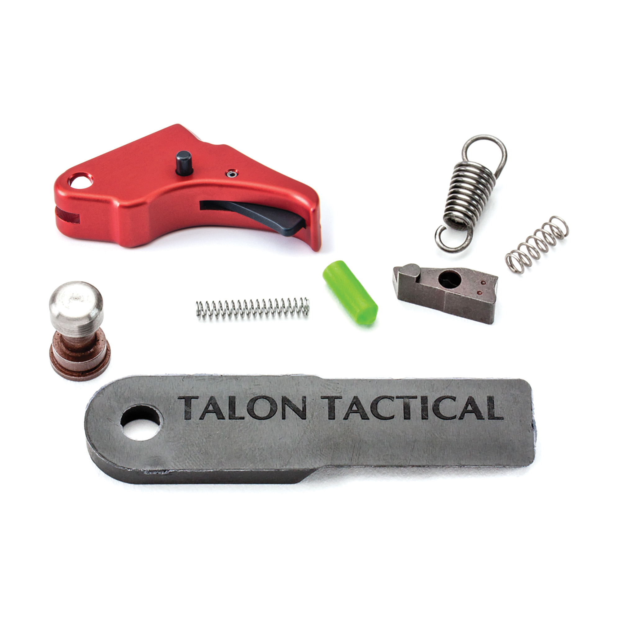 Apex Tactical S&W M&P Shield Action Enhancement Trigger Kit - Red