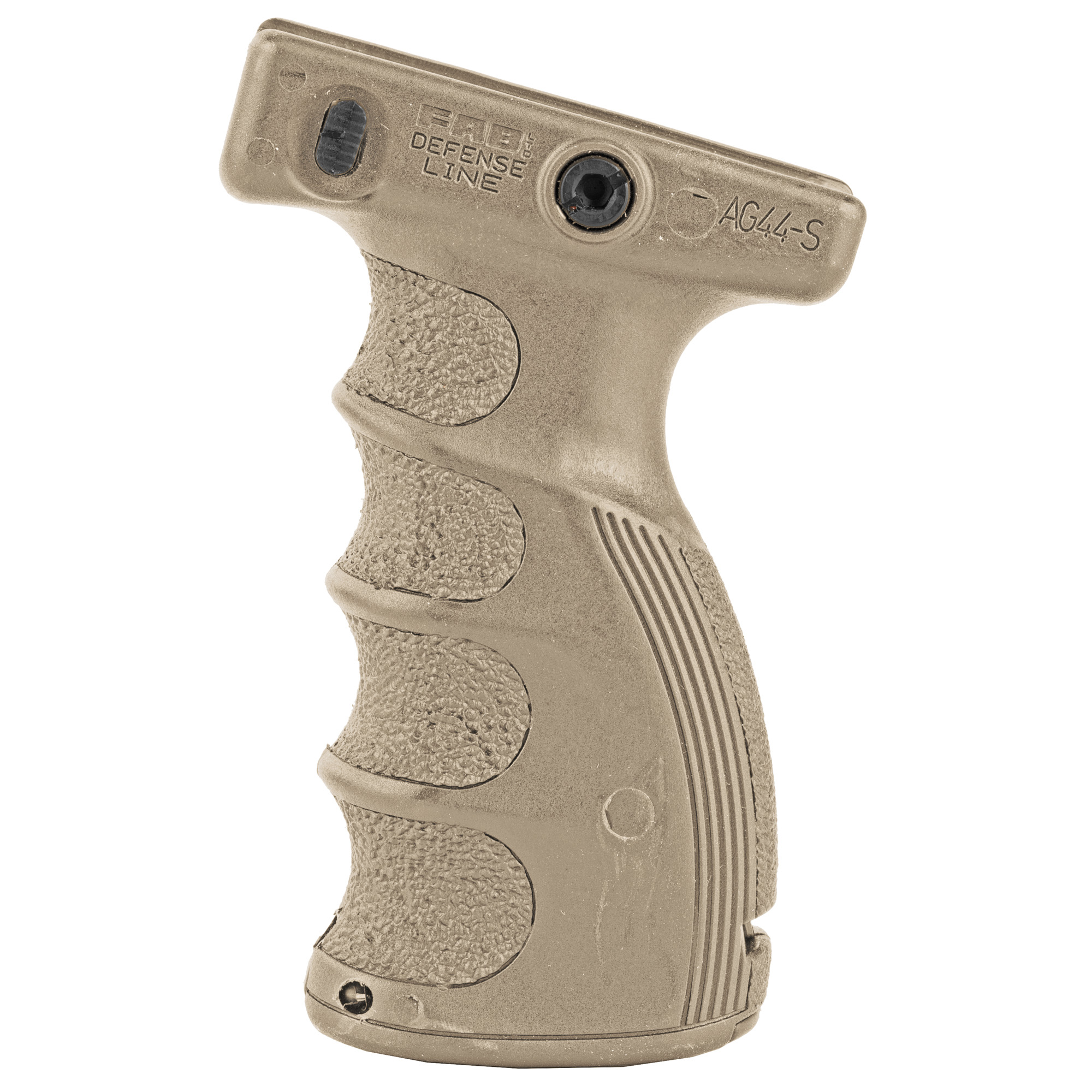 FAB Defense Quick Release Ergonomic Vertical Foregrip FDE
