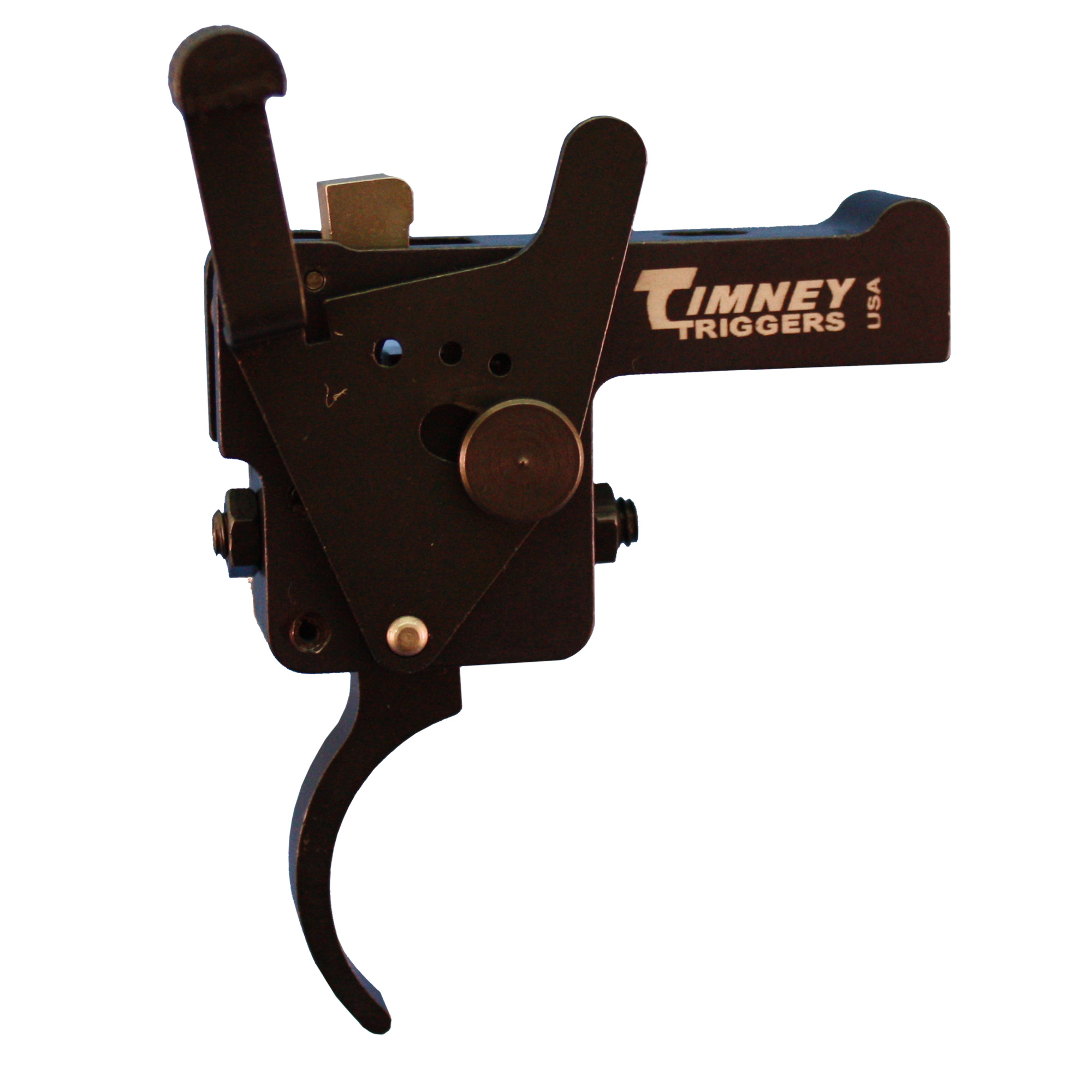 Timney Rifle Trigger for Weatherby Vanguard and Howa 1500 1.5 to 4 LBS of Adjustable Trigger Pull Black
