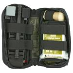 NAR M-FAK Mini First Aid Kit for LE Contents Included MOLLE Nylon Pouch Black