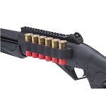 Mesa Tactical 92010 - SureShell Carrier & Rail - Benelli Super Nova