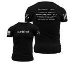 Grunt Style 'Patriot' Men's T-Shirt - GS1741
