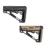 Hogue AR-15/M16 OverMolded Collapsible Buttstock