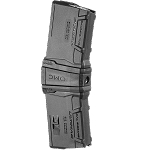Opposite Magazine Coupler for Two 10rd Ultimag Magazines with Two Ultimags - Black