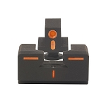 Meprolight Glock R4E Family Front/Rear Sight Set - Orange ML12224O