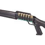 Mesa Tactical 94570 - SureShell Carrier & Rail - Mossberg 930