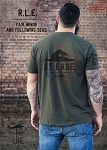 Nine Line Apparel 'Gunny Tribute' T-Shirt - R. Lee Ermey