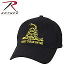 Rothco Low Pro 'Don't Tread On Me' Cap