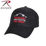 Rothco Low Pro 'The 2nd Protects The 1st' Cap