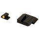 AmeriGlo S&W M&P Hackathorn Tritium Night Sights Steel