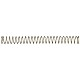 Luth-AR AR-10 Carbine Buffer Spring .308 Win/7.62 NATO Tempered Spring Steel Natural Finish
