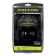 Peltor Sport Tactical 500 Electronic Earmuffs with Bluetooth (NRR 26dB) Black